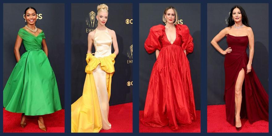Βραβεία Emmy: Εντυπωσιακές παρουσίες στο κόκκινο χαλί