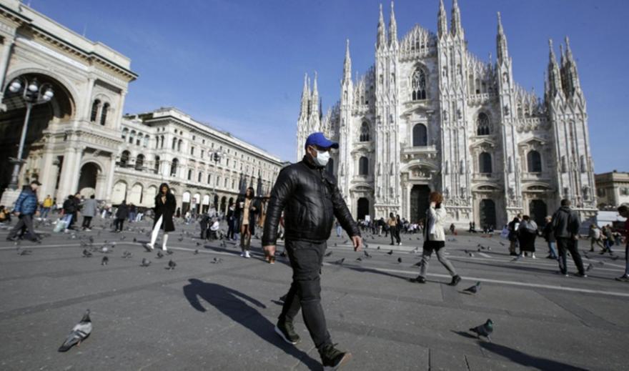 Κορωνοϊός-Ιταλία: Ξεκινά η χορήγηση 3ης δόσης εμβολίου