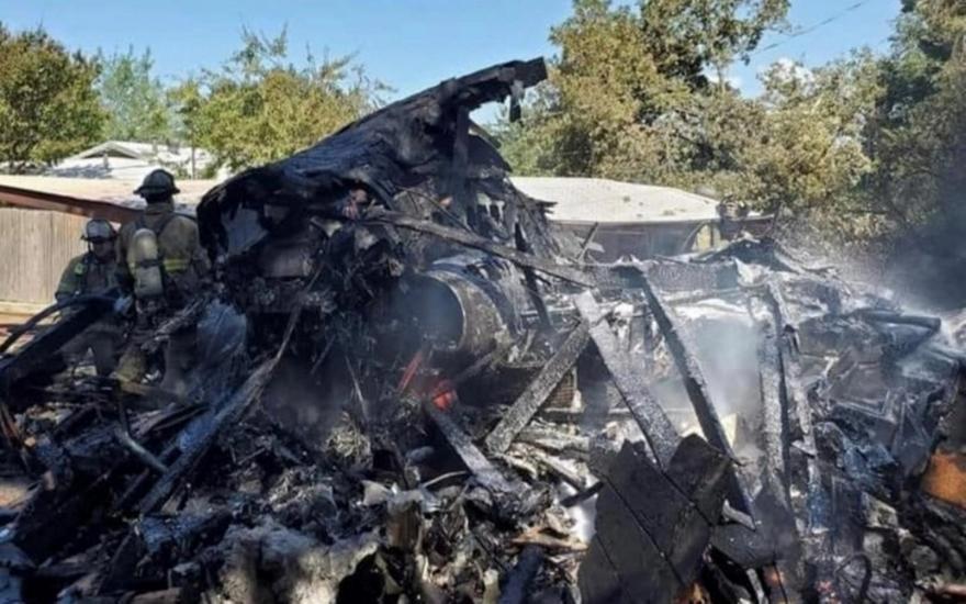 ΗΠΑ: Εκπαιδευτικό μαχητικό συνετρίβη σε κατοικημένη περιοχή