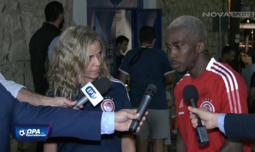 Ονιεκούρου: «Ικανοποιημένοι από το παιχνίδι μας»