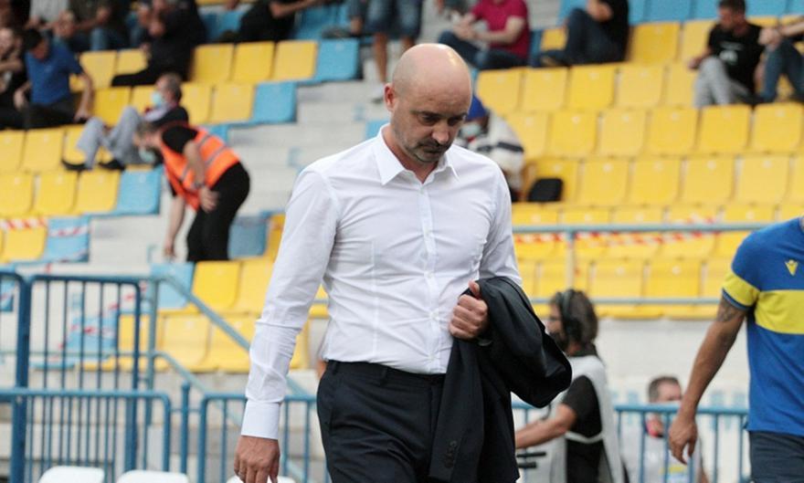 Ράσταβατς: «Κάναμε δυνατό παιχνίδι – Ο Πασχαλάκης ήταν απροσπέλαστος»
