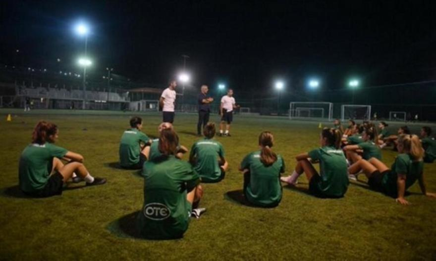 Παναθηναϊκός: «Διπλό» στο Τραγανό για την γυναικεία ομάδα