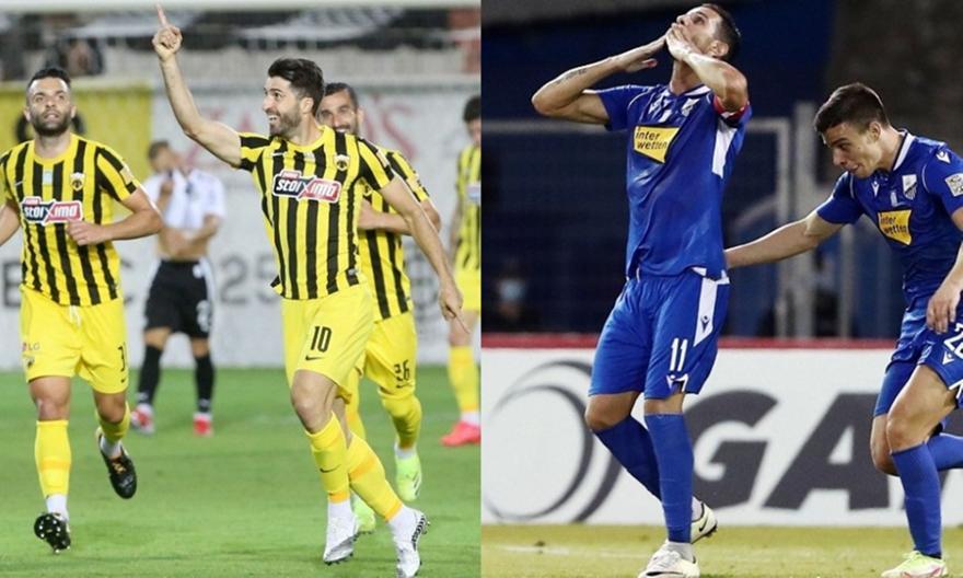 ΑΕΚ-Λαμία: Η προαναγγελία του ματς