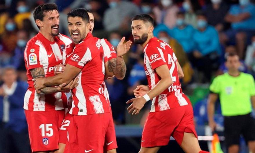 Χετάφε-Ατλέτικο Μαδρίτης 1-2