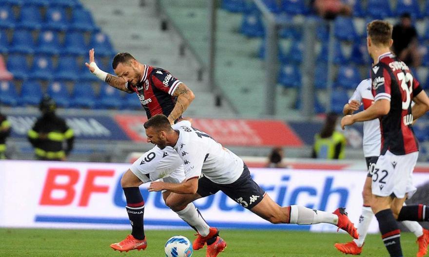 Μπολόνια-Τζένοα 2-2