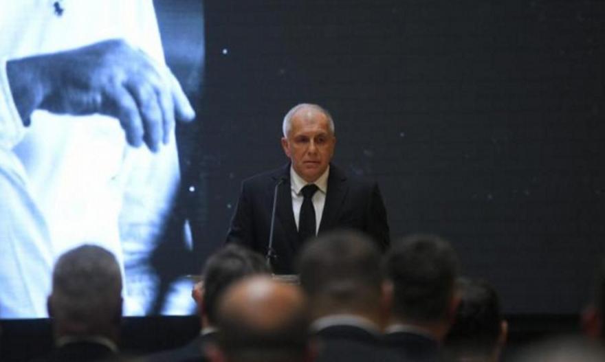 Συγκίνηση στην τελετή μνήμης για «Ντούντα» στο Βελιγράδι