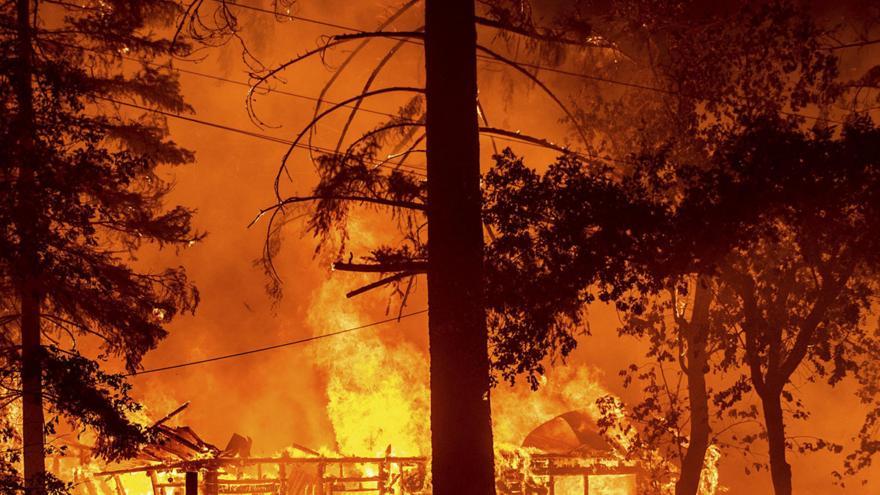 Πυρκαγιά στη Νέα Μάκρη: Εκκένωση οικισμών και διακοπή κυκλο