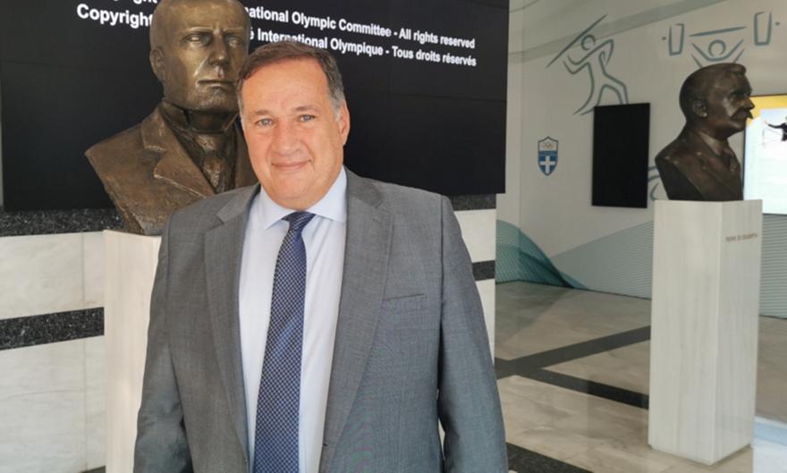 Ξανά πρόεδρος στην ΕΟΕ ο Καπράλος