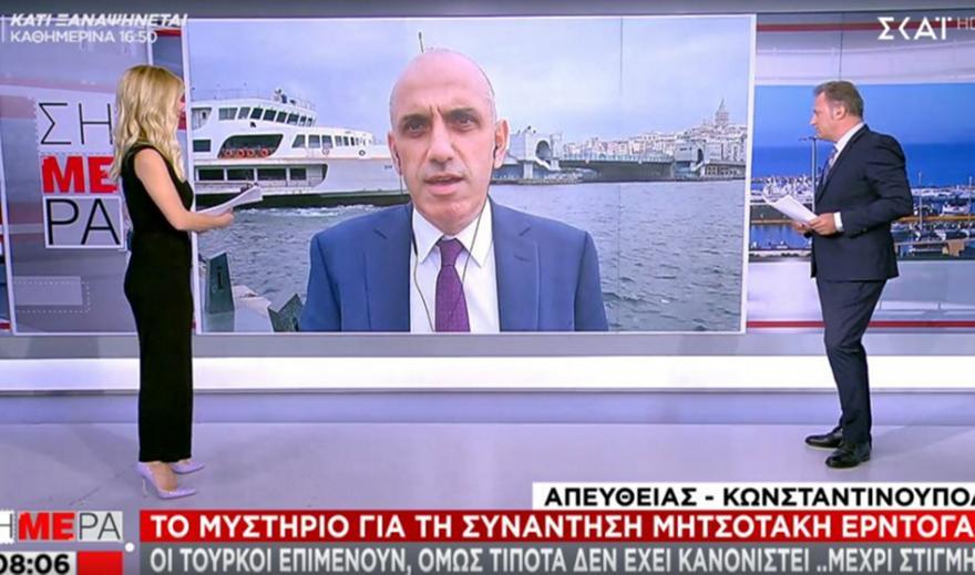 Αντιπρόεδρος Τουρκίας: Η Ελλάδα προκαλεί