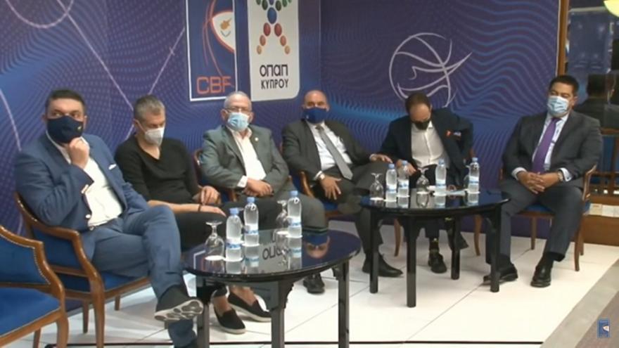Θέλει... Ελλάδα στο Ευρωμπάσκετ του 2025 η Κύπρος