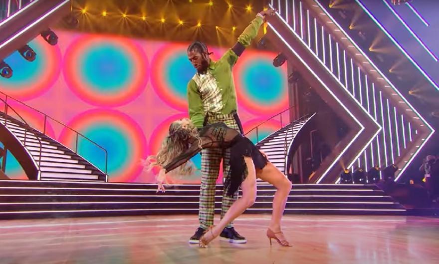 Dancing with the Stars: Έκανε χαμούλη ο Σάμπερτ