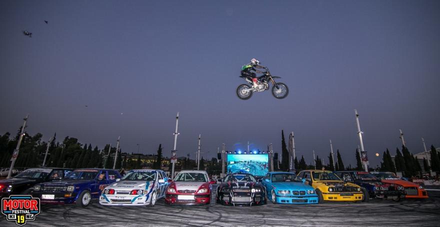 19o Motor Festival: Διαφήμιση για τον μηχανοκίνητο αθλητισμ