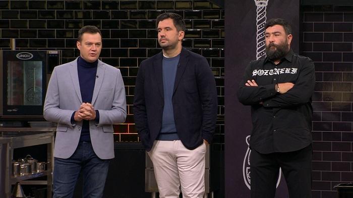 TOP CHEF: Η ένταση ανάμεσα στους διαγωνιζόμενους