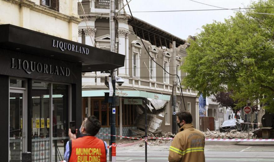 Αυστραλία: Ισχυρός σεισμός αισθητός στη Μελβούρνη