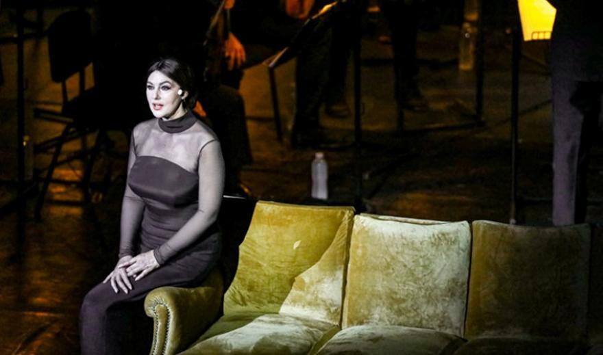 Άννα Βίσση: «Χέρι- Χέρι» με την Μόνικα Μπελούτσι στο Ηρώδει