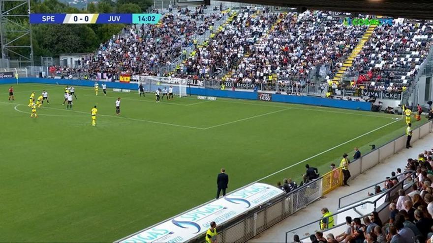 Σπέτσια-Γιουβέντους: Τα highlights του ματς