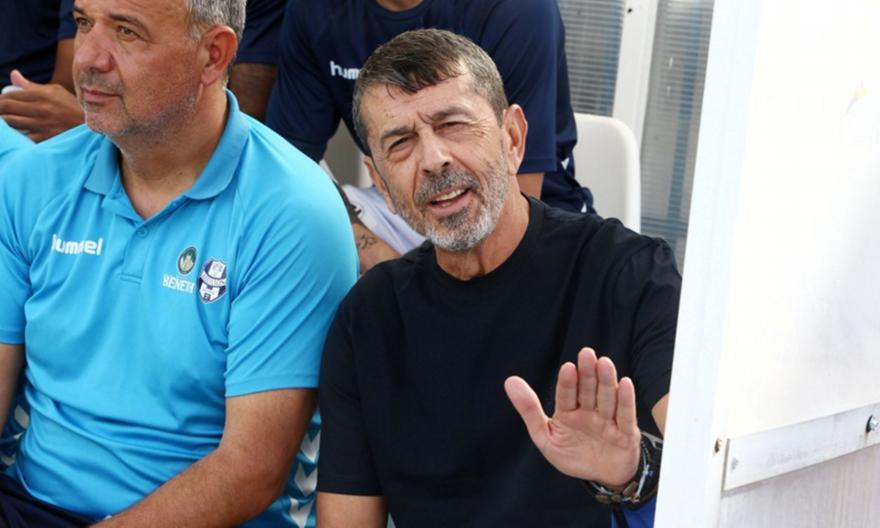 Πετράκης: «Δε μας άξιζε τέτοιο «βαρύ» σκορ»