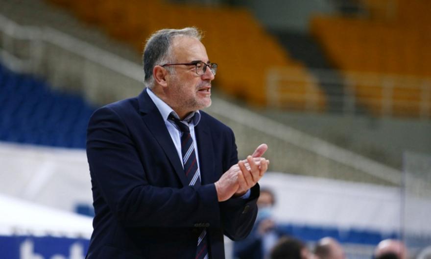 Σκουρτόπουλος: «Ήταν πιο ποιοτικός και πιο έτοιμος ο Ολυμπι