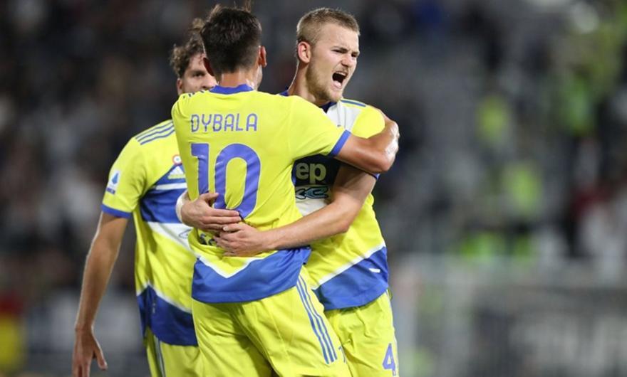 Σπέτσια-Γιουβέντους 2-3