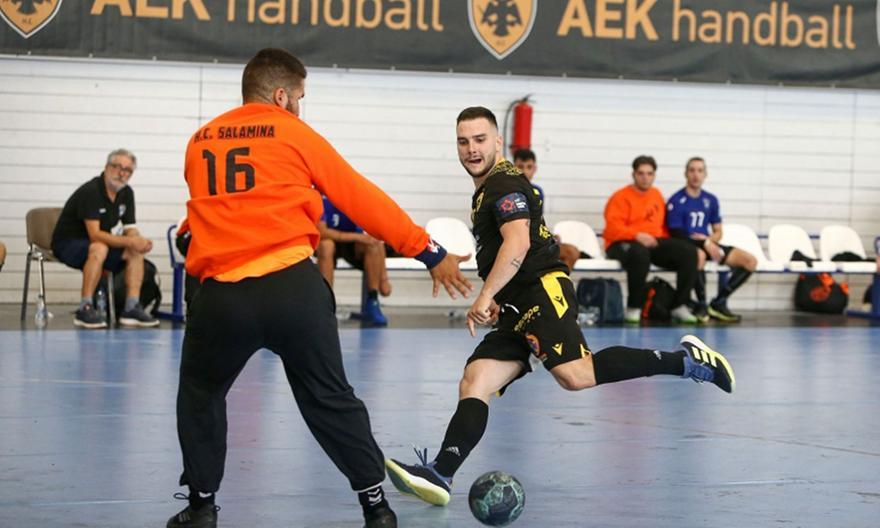 Handball Premier: Συνέχεια με τηλεοπτικό Ιωνικός-ΑΕΚ