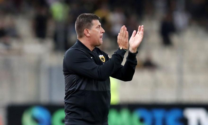 Μιλόγεβιτς: «Έχουμε ποιοτικούς παίκτες, πρέπει να δέσουμε»