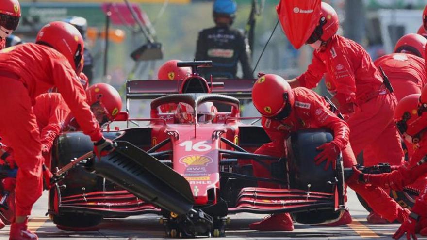 Με νέο κινητήρα η Ferrari στη Ρωσία-Tελευταίος ο Λεκλέρκ