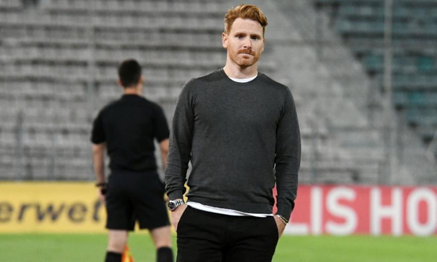 Αμπασκάλ: «Οι ποδοσφαιριστές μου με συγκίνησαν»