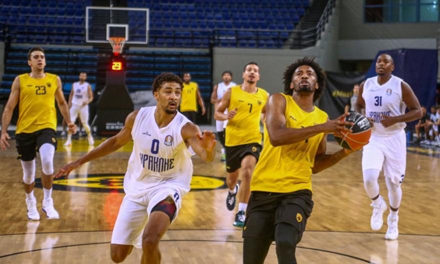 Stoiximan Basket League: Πήρε άδεια η ΑΕΚ, όχι ο Ηρακλής