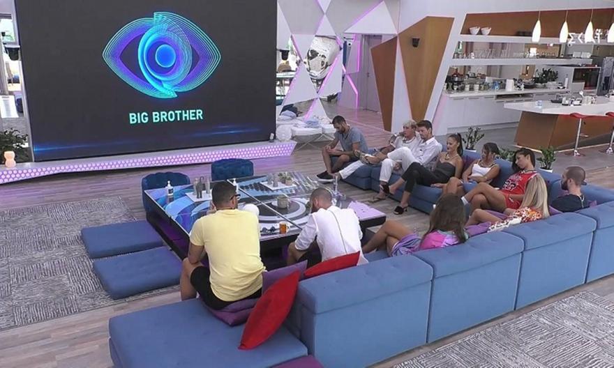 Big Brother: Οι τρεις υποψήφιοι για αποχώρηση