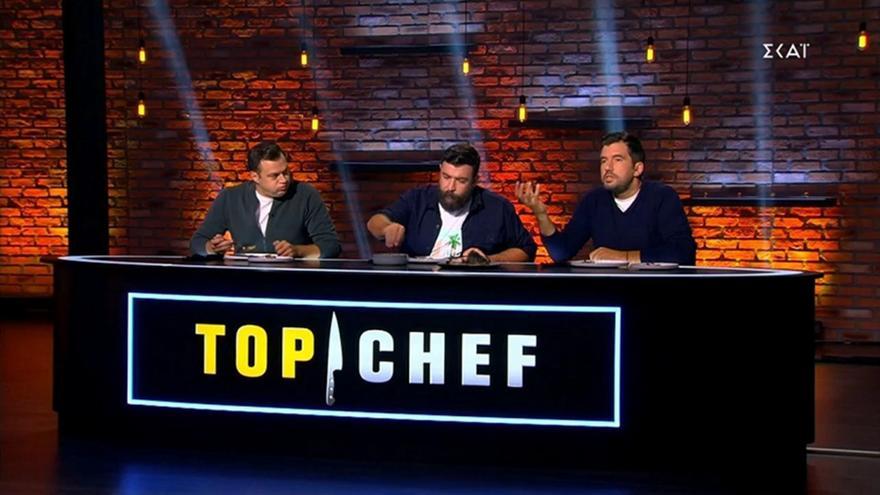 Top Chef: Αυτός ο παίκτης αποχώρησε από τον διαγωνισμό