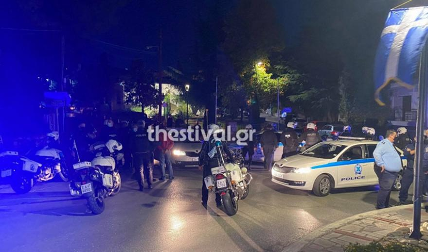 Θεσσαλονίκη: Επεισοδιακή καταδίωξη διακινητή μεταναστών