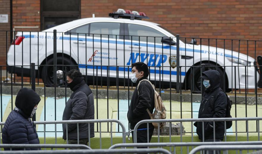 Μπάιντεν: «Ναυάγησε» η μεταρρύθμιση της αστυνομίας