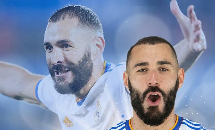 Μπενζεμά: Έφτασε τα 200 γκολ στη La Liga!
