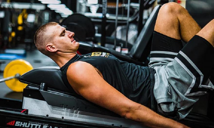 Γιόκιτς: Πιο fit από ποτέ λίγο πριν αρχίσει η σεζόν στο ΝΒΑ