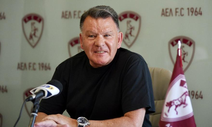 ΑΕΛ: «Τους διαιτητές που θα μας σφυρίξουν θα τους… καμαρώσουμε στην πρώτη κατηγορία»