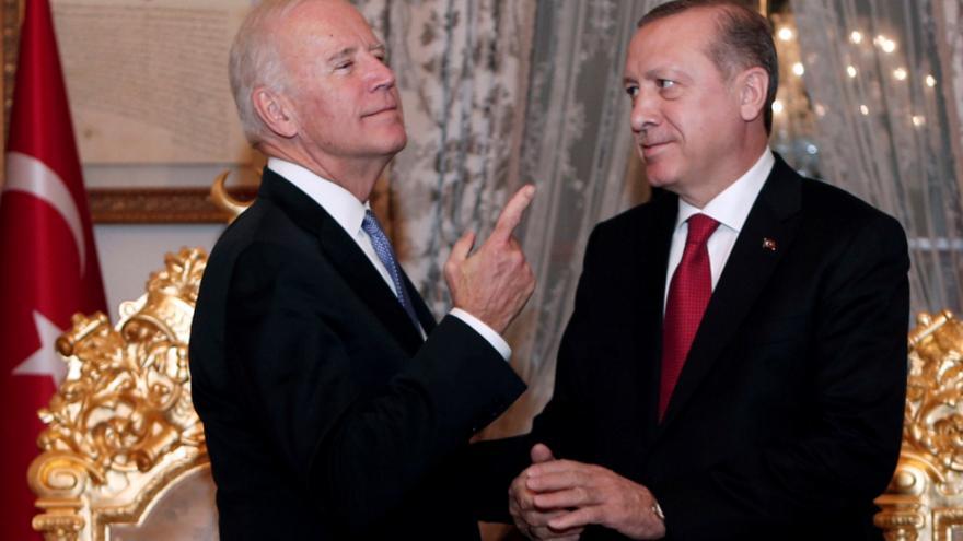 Ερντογάν στις ΗΠΑ: «Δεν ξεκινήσαμε καλά με τον Μπάιντεν»