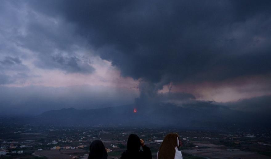 Λα Πάλμα-Ηφαίστειο: Νέες εκκενώσεις και ακυρώσεις πτήσεων