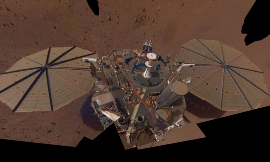 NASA: Σεισμός 4,2 Ρίχτερ στον Άρη και με διάρκεια 1,5 ώρας!