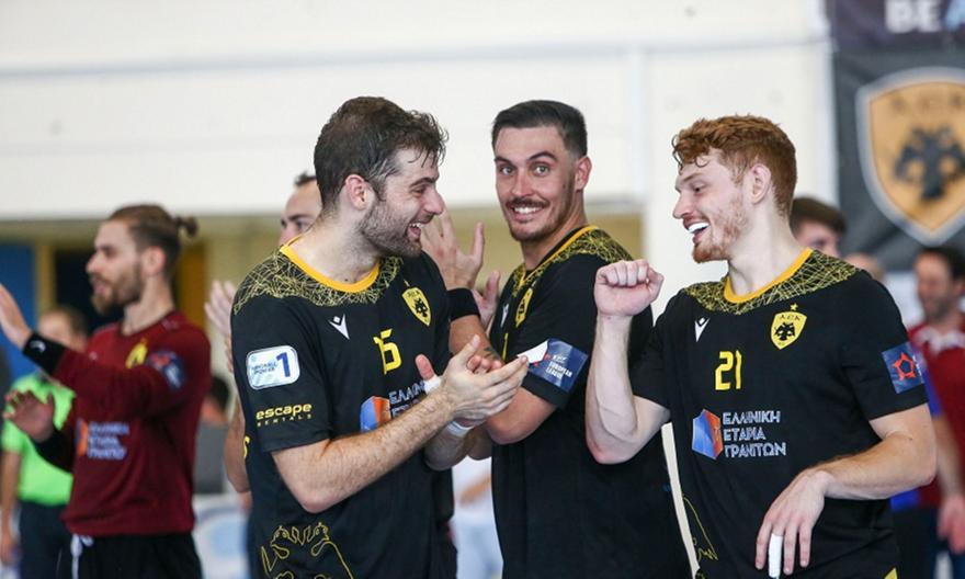 Handball Premier: Τα σημερινά αποτελέσματα 2ης αγωνιστικής