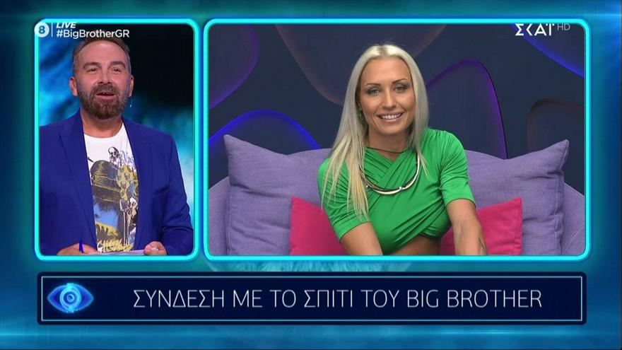 Big Brother: Τρεις νέοι παίκτες στο σπίτι