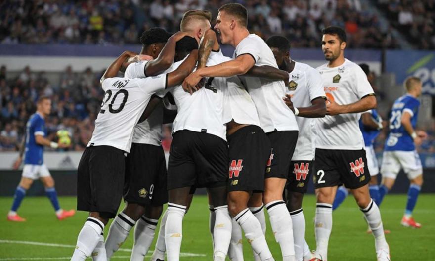 Στρασβούργο-Λιλ: 1-2