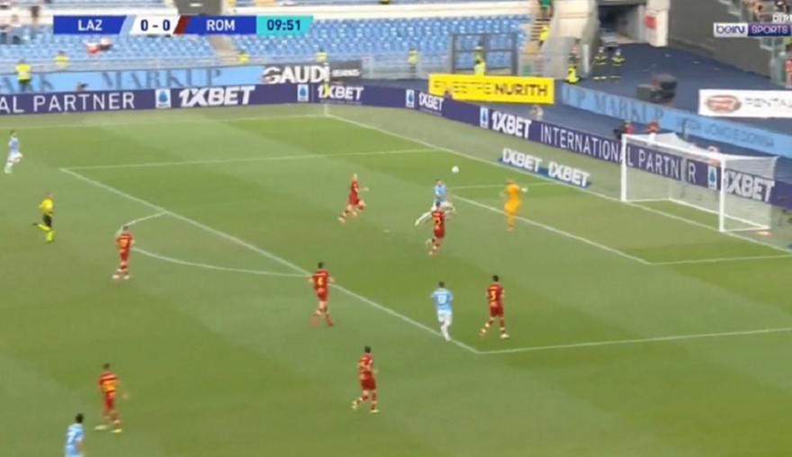 Λάτσιο-Ρόμα: 1-0 ο Μιλίνκοβιτς-Σάβιτς