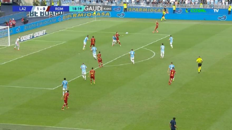 Λάτσιο-Ρόμα: Τα highlights του ματς