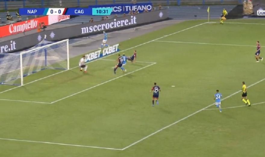 Νάπολι-Κάλιαρι: Ασταμάτητος ο Οσιμέν και 1-0