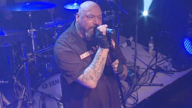 Σε τραγική κατάσταση ο πρώην τραγουδιστής των Iron Maiden