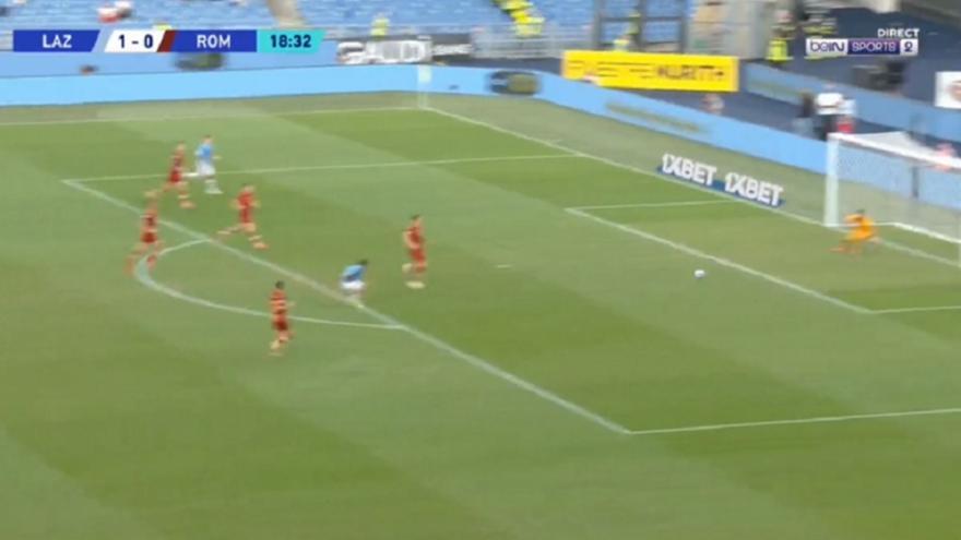 Λάτσιο-Ρόμα: 2-0 με τον Πέδρο