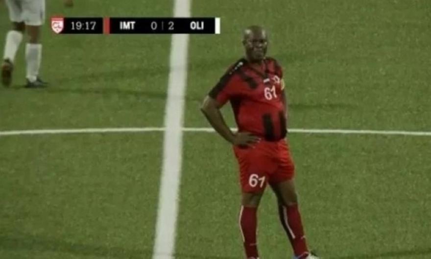 Τιμώρησε τον αντιπρόεδρο του Σουρινάμ η CONCACAF
