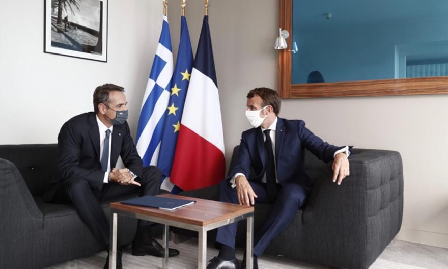 Συμφωνία Ελλάδας-Γαλλίας: Στρατιωτική συνδρομή σε απειλές