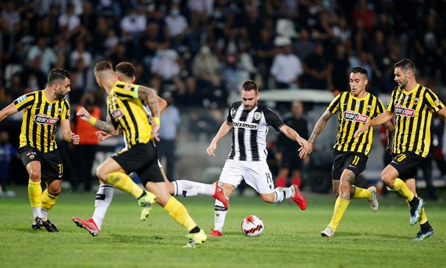 Τσακίρης: «Η ΑΕΚ δεν παρουσιάστηκε ποτέ στο ματς»