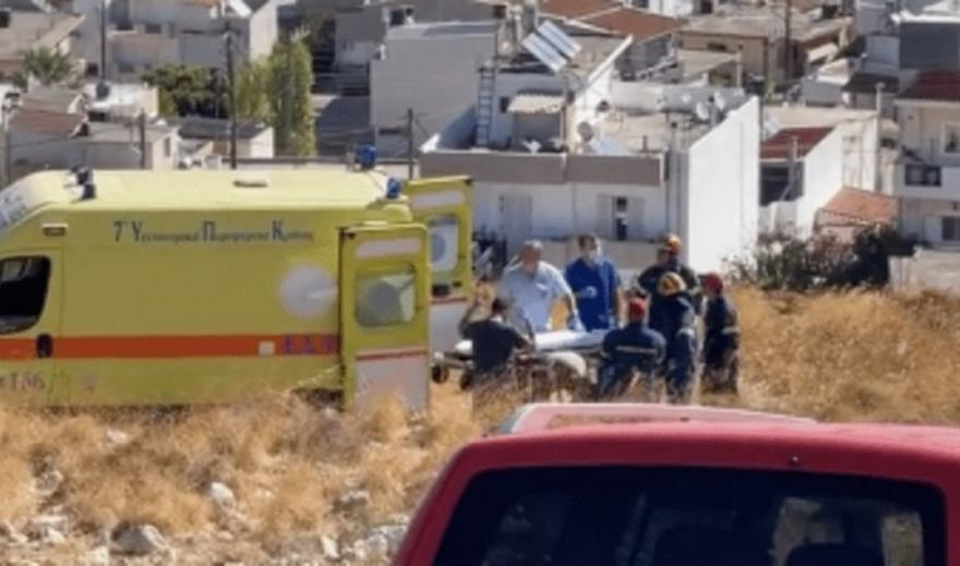 Ηράκλειο: Ένας νεκρός στο Αρκαλοχώρι από τον ισχυρό σεισμό